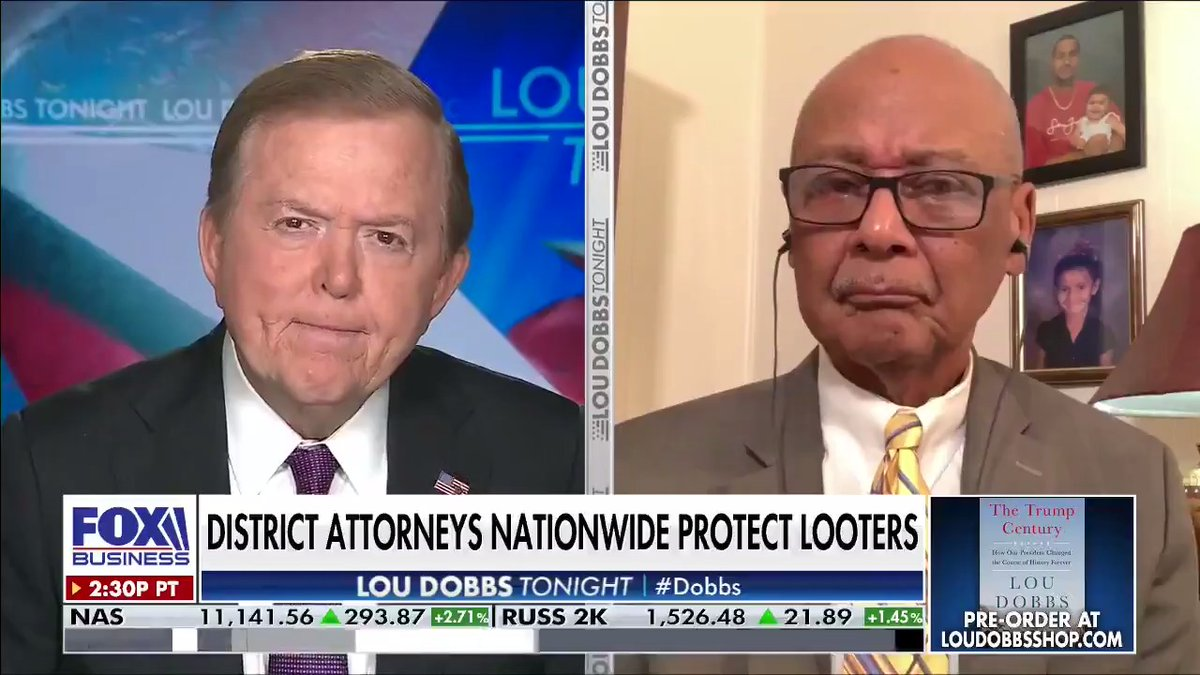 Approaching Danger: @BobWoodson says the critical race theory is detrimental to the Black community because it frees them from personal responsibility and fuels outbreaks of attacks and crime. #AmericaFirst #MAGA #Dobbs
