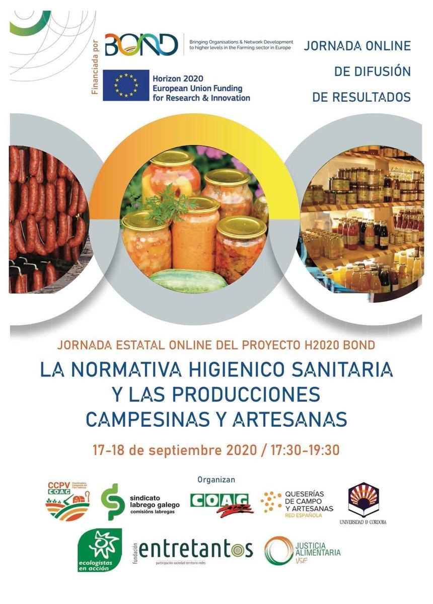 juntos y juntas plantear soluciones.  Si te interesa, escribe a isec@uco.es   #SomosQueRed #QueRed #normas #queso #España #SOScampesinado https://t.co/6p8B55j3Fq