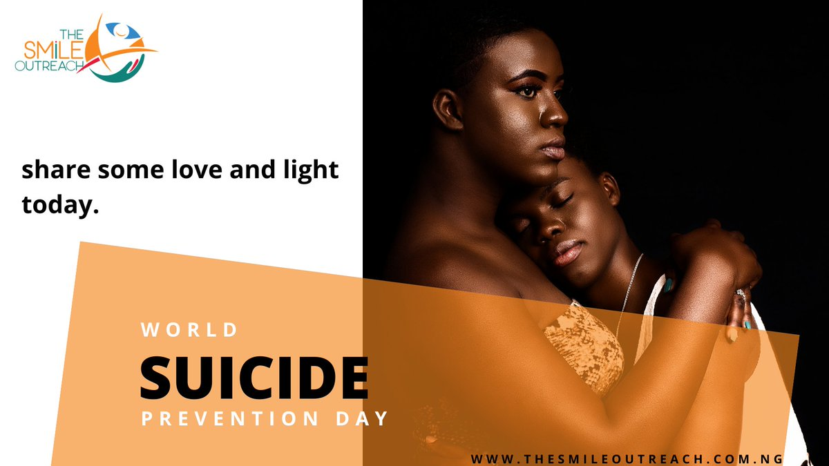 @Nonprofits Suicides and suicide attempts have a ripple effect that impacts on families, friends, colleagues, communities and societies. Do not stand alone, call that friend, speak up, spread some love and light. #WorldSuicidePreventionDay