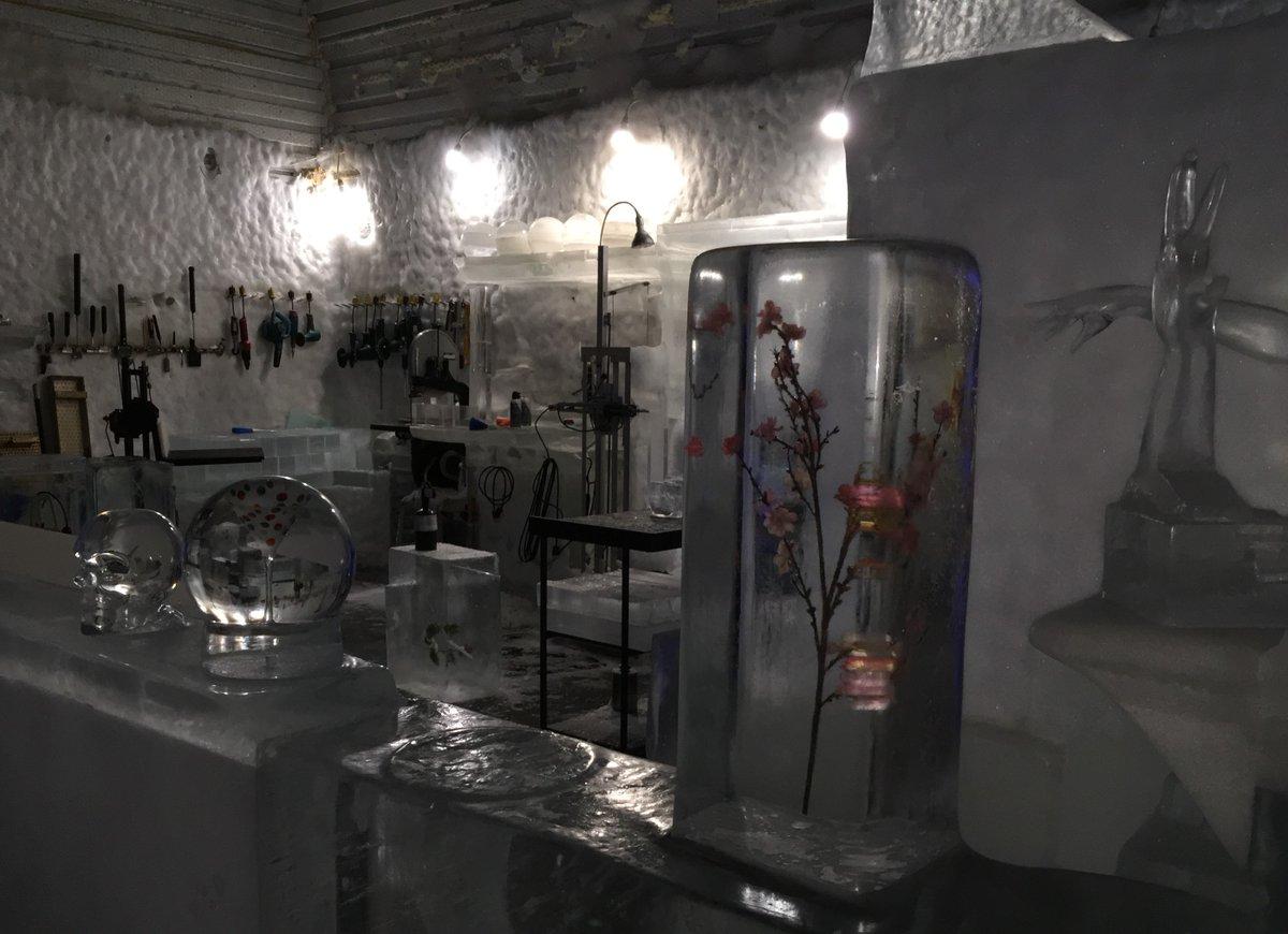#chenahotsprings Ice Museum #travel #alaska #fairbanks #travelagent775 https://t.co/XSmmYbJCJY