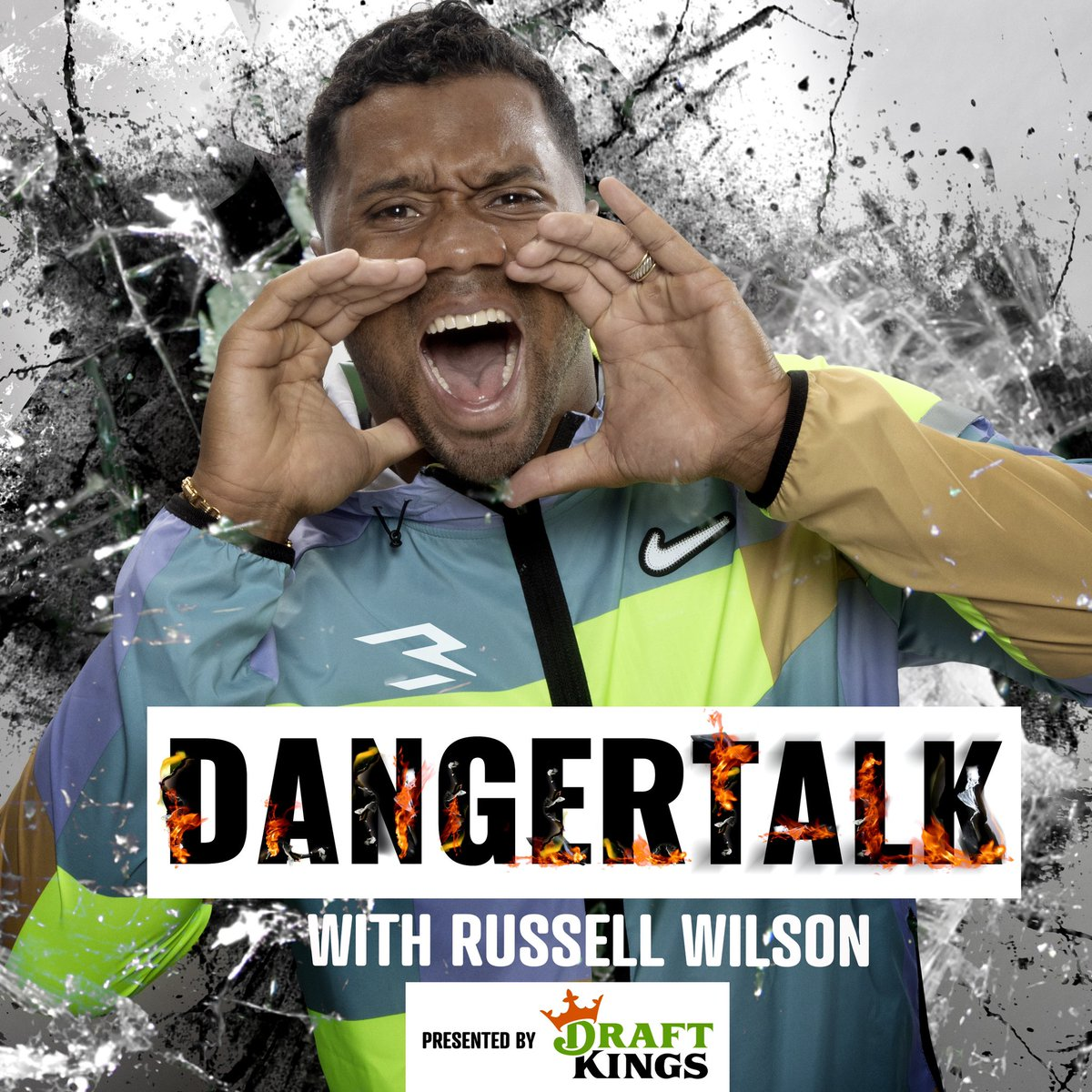 PROUD OF MY HONEY @DANGERUSSWILSON LAUNCHING HIS NEW SHOW AND PODCAST TODAY @DangerTalkPod ! CHECK IT OUT ON @ApplePodcasts SO GOOD! @espn 💃🏽 https://t.co/DyFRqqMfVt