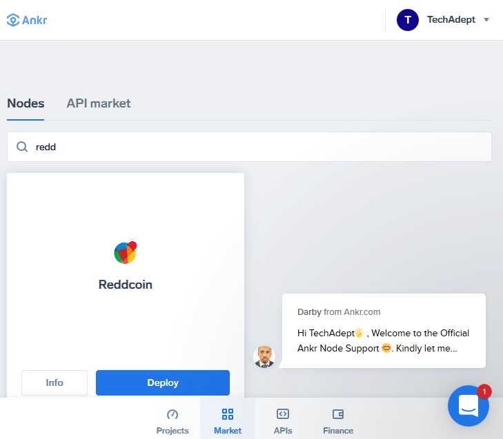 You're welcome @reddcoin And there is a lot more in store! @ankr
