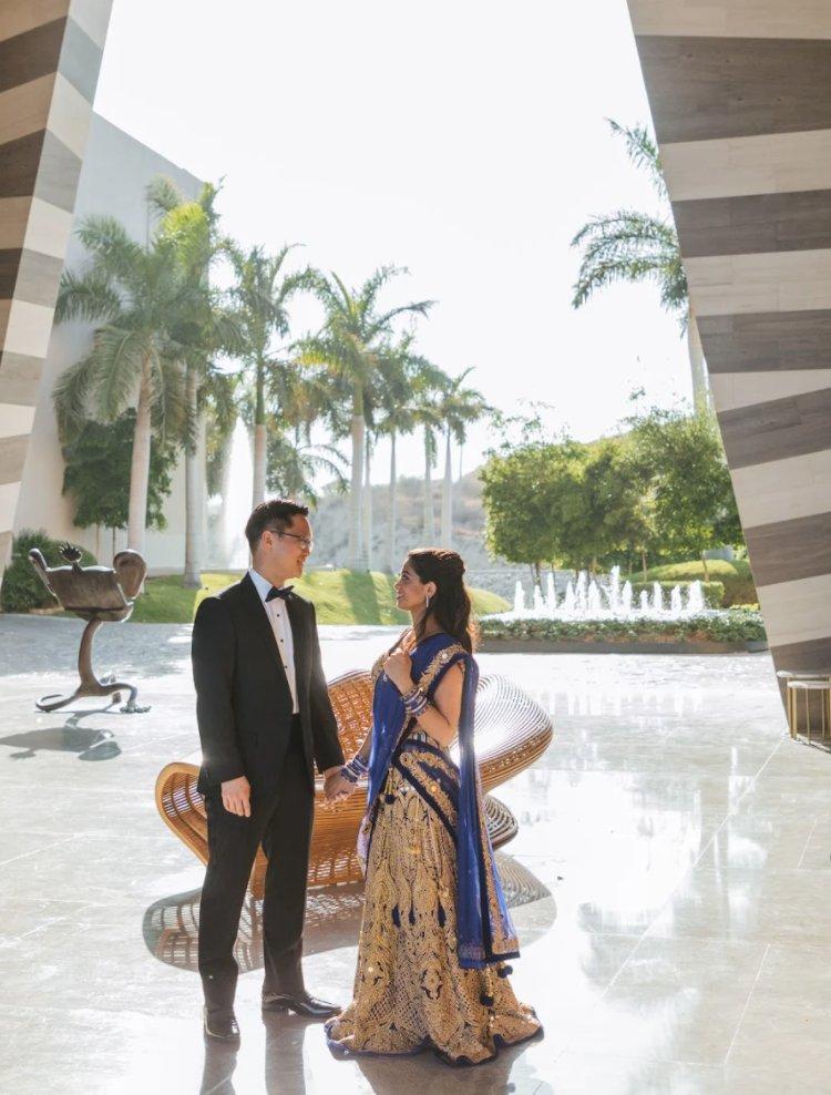 Beautiful outfits, backdrop & couple!   »https://t.co/zc5LykIVXV  📍» @LosCabosGV 📸» @EMweddingsPhoto https://t.co/c8SP1dVhwe
