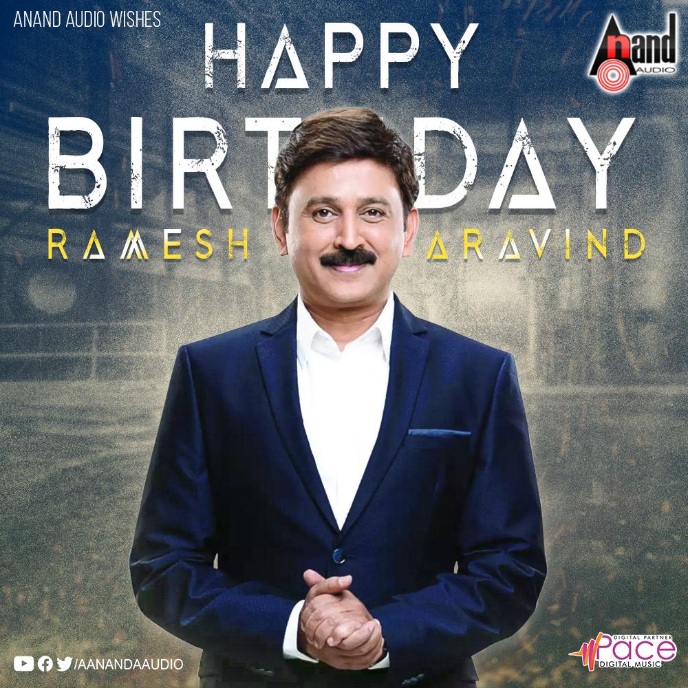 Wishing @Ramesh_aravind Sir a Very Happy Birthday ▶️ https://t.co/bRTymjn42c ◀️ https://t.co/XcqRe8k1Fb