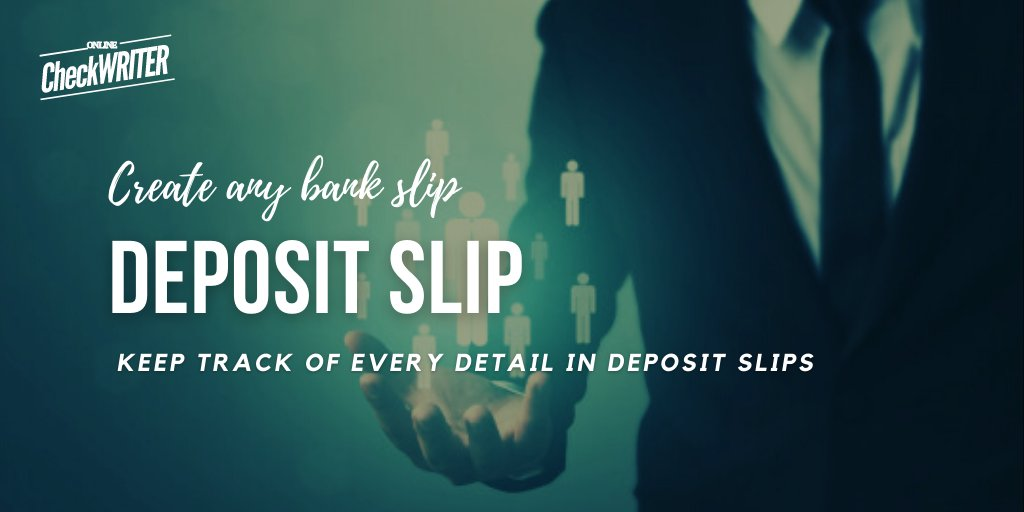 37 Bank Deposit Slip Templates Examples ᐅ Templatelab