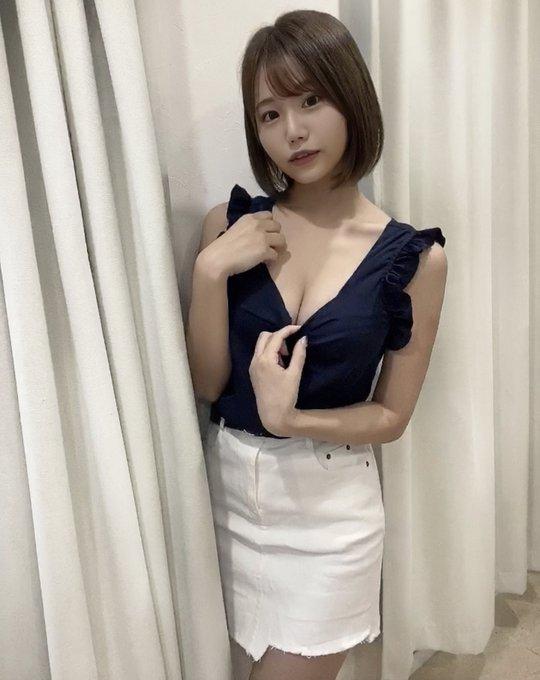 AV女優二階堂夢のTwitter自撮りエロ画像30