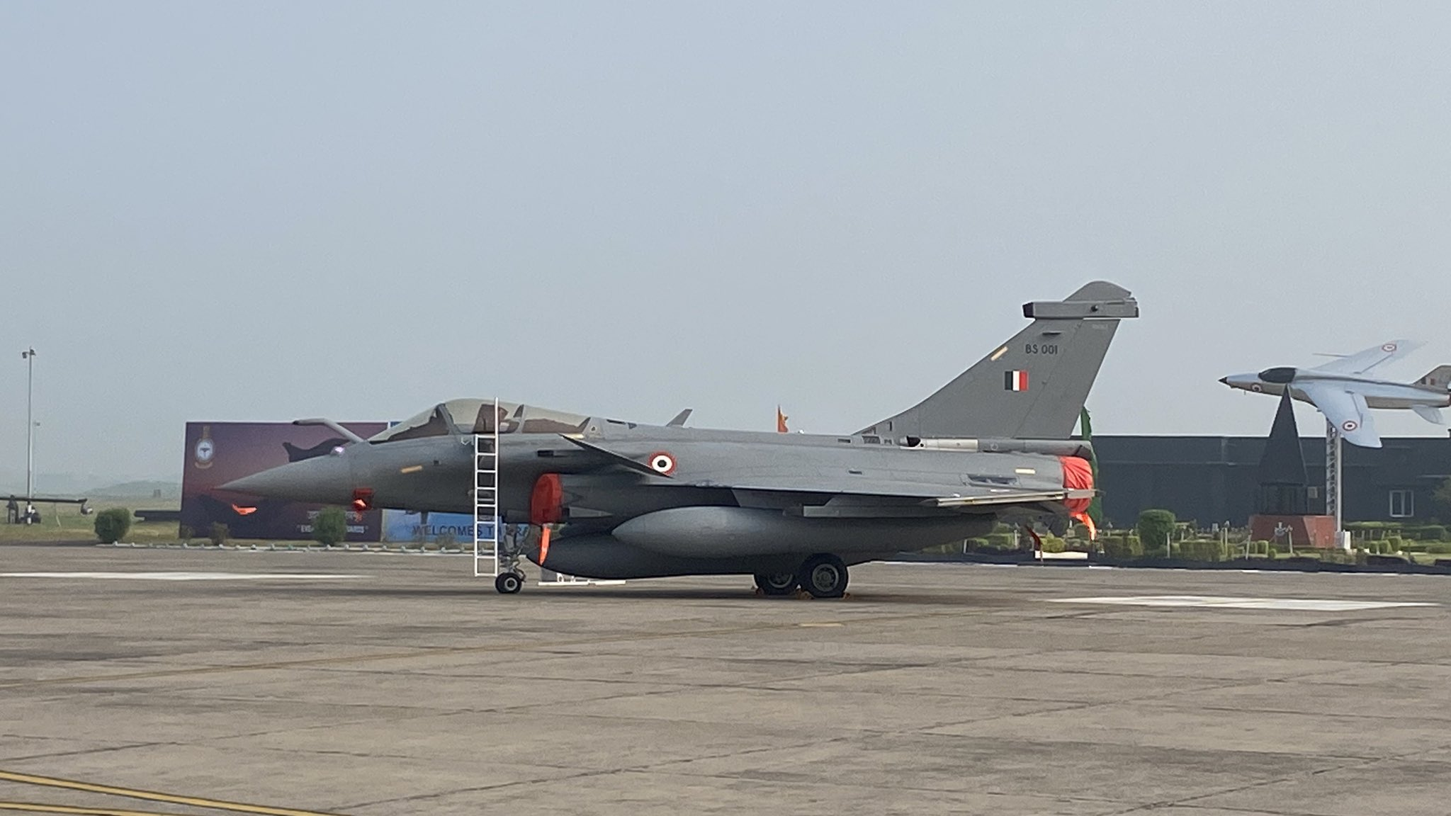 Rafale induction LIVE updates: Five fighter jets set to be formally inducted