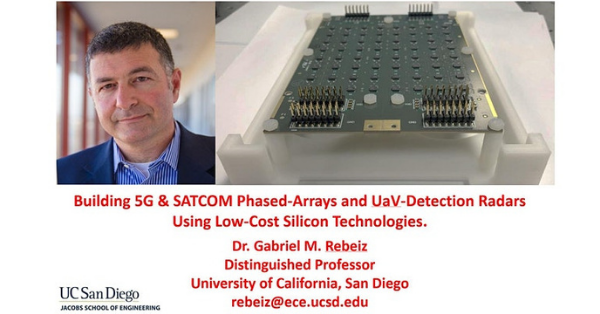 What's the future of #SATCOM applications? Register for this #FreeWebinar and learn how to build #5G, #SATCOM phased-arrays and UaV-detection radars using low-Cost silicon technologies. See you on Sep 16 (6.30PM PT) / Sep 17 (9.30AM SGT) – https://t.co/sfNbs1p2Ll https://t.co/ltSo7wJQKk
