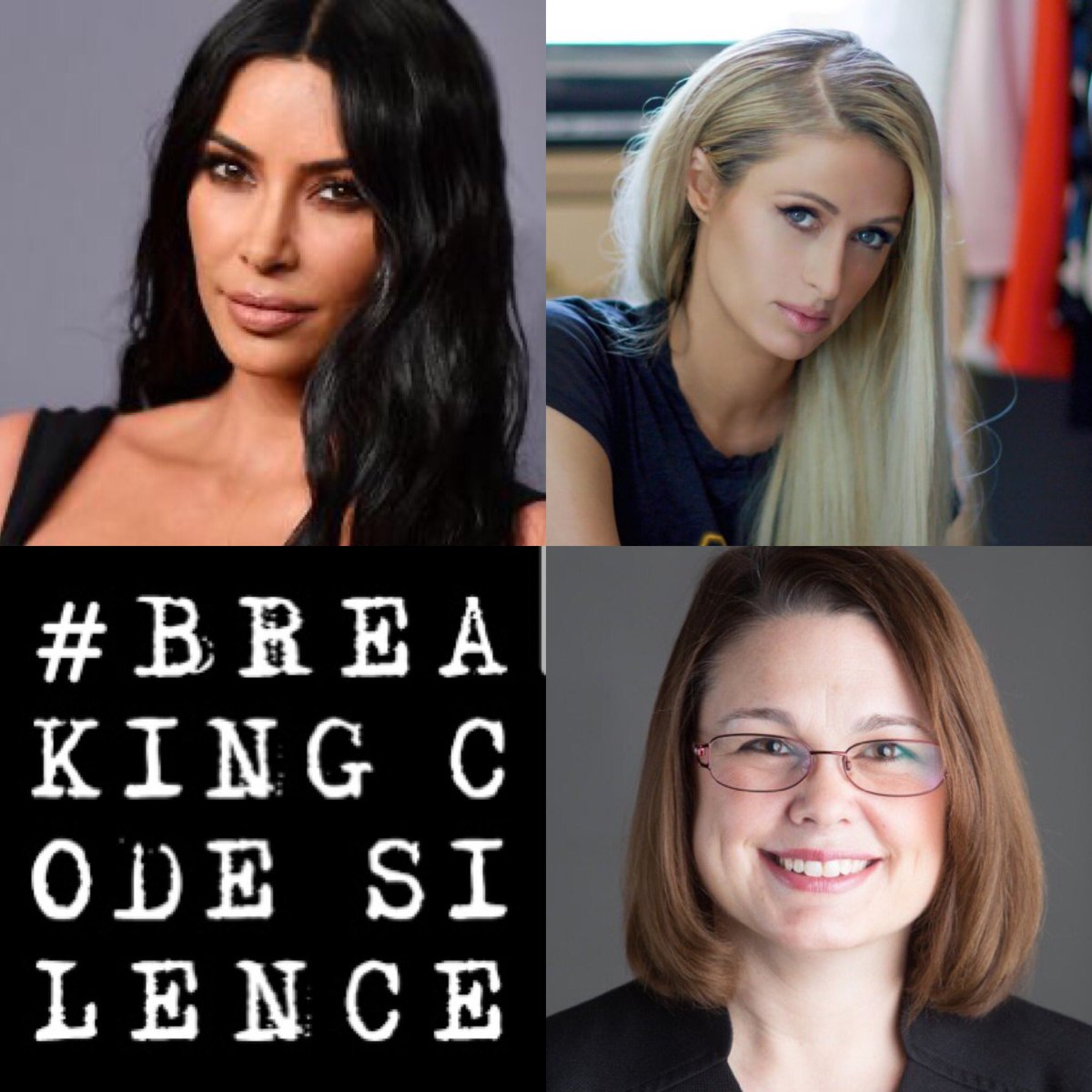 All #troubledteenindustrysurvivors and current victims NEED @SenSaraGelser and @BreakingCodeSi1 and @ParisHilton (and imo @KimKardashian ) to form an alliance and #reform the #troubledteenindustry with regulation and oversight. We ARE #breakingcodesilence 🙌