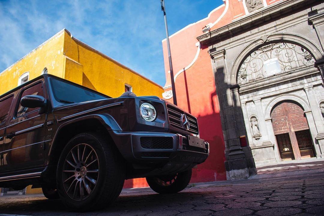 A través de un sueño, Clase G llegó a lugares de gran tradición en México, como el colorido centro de Puebla. ¿A dónde crees que se dirija el ADN más poderoso de Mercedes-Benz? #ClaseG #EsMexicana @mercedesbenzmx   .  . #StrongerThanTime  #CentroHistórico #Puebla #CentroDePuebla https://t.co/iZUl4yJQE3