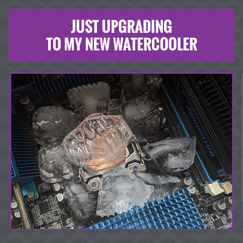 When you've won the Master Ice Maker...  And yes, you can be the owner of this advanced cooling technology if you win the contest over here... https://t.co/6woRnE9oNp https://t.co/Q9tcgfEYX4
