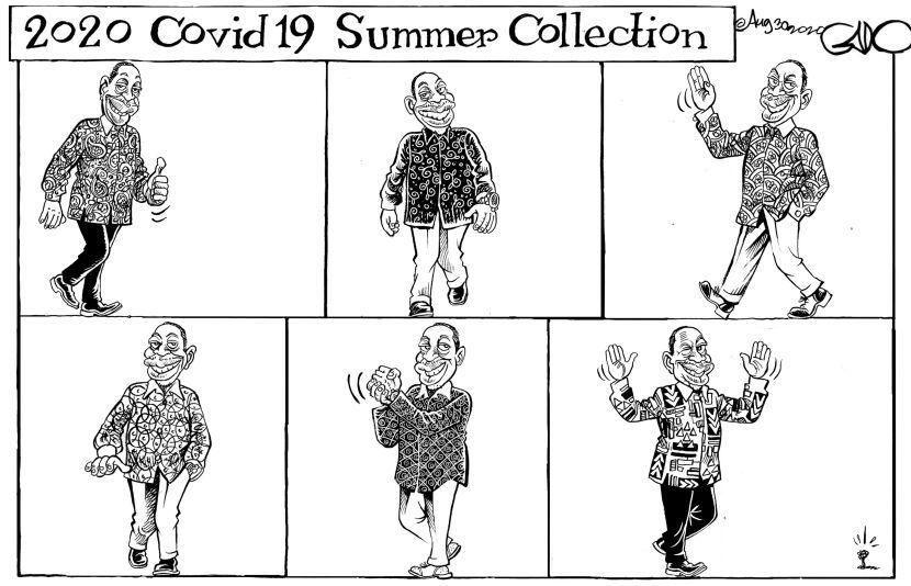COVID 19 Summer Collection - Gado https://t.co/mCOnYS7lk2 https://t.co/YdkQ2yxUxn