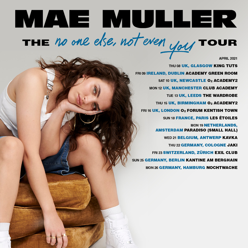 She's back and she's better! I'm going on tour and I CAN'T WAIT to see you, it's been too long and I'm going to do the best show! UK + IRELAND, if you pre-order my EP on my store before 11pm on 15/9 you'll get access to tour tickets before anybody else 🔥 https://t.co/tuTZnrRbGi https://t.co/vp9tTJTphQ