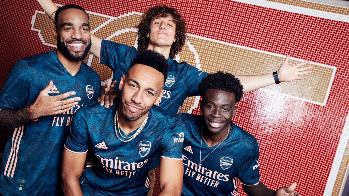 Troisième maillot d'Arsenal