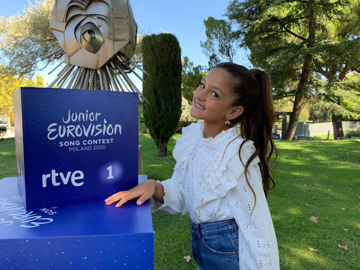 España escoge a Soleá como su representante en Varsovia 2020 https://t.co/rVExTo4UhZ #Eurovision #MoveTheWorld #jesc2020 https://t.co/0HtlnI2IQA