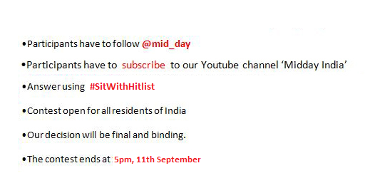 Terms and Conditions  #MiddayContest #SitWithHitlist https://t.co/71g4M8Vaag