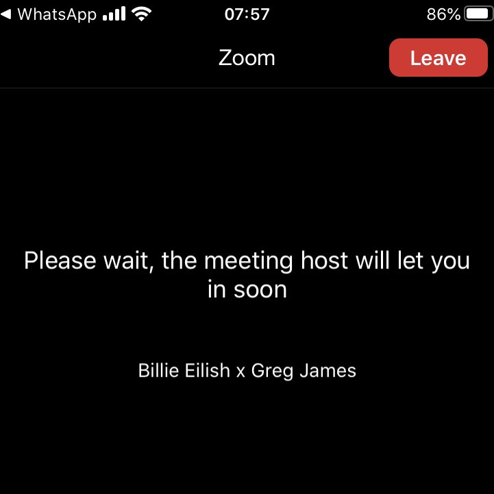 Here we go @billieeilish! @BBCR1 now   https://t.co/bsJbGJz3EF https://t.co/mQYQIiyovB