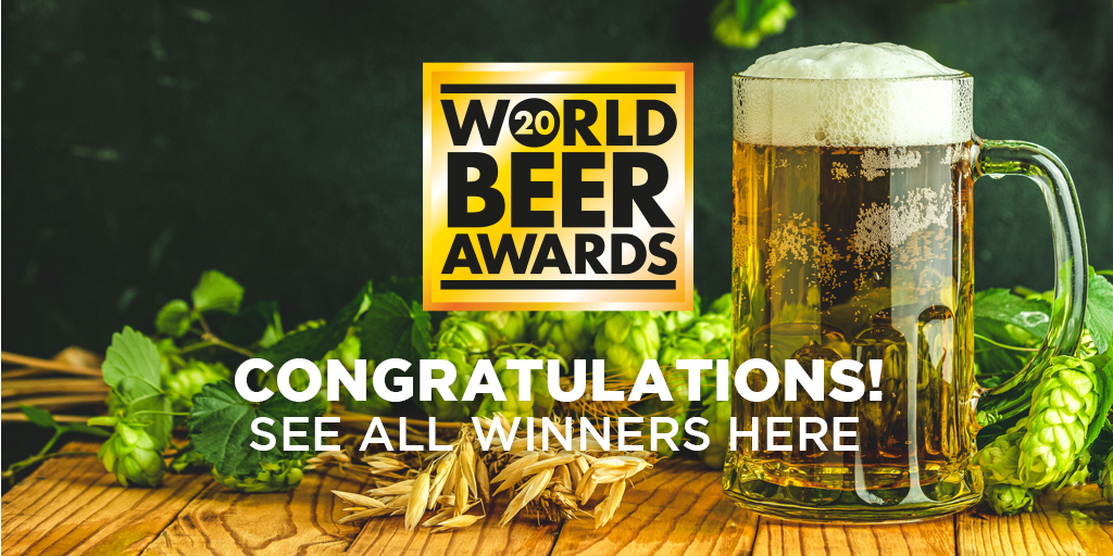 Congratulations to @troududiable and @Unibroue on their wins for this years #WorldBeerAwards in both style and global categories!   Canada had more category winners than any other country 🇨🇦