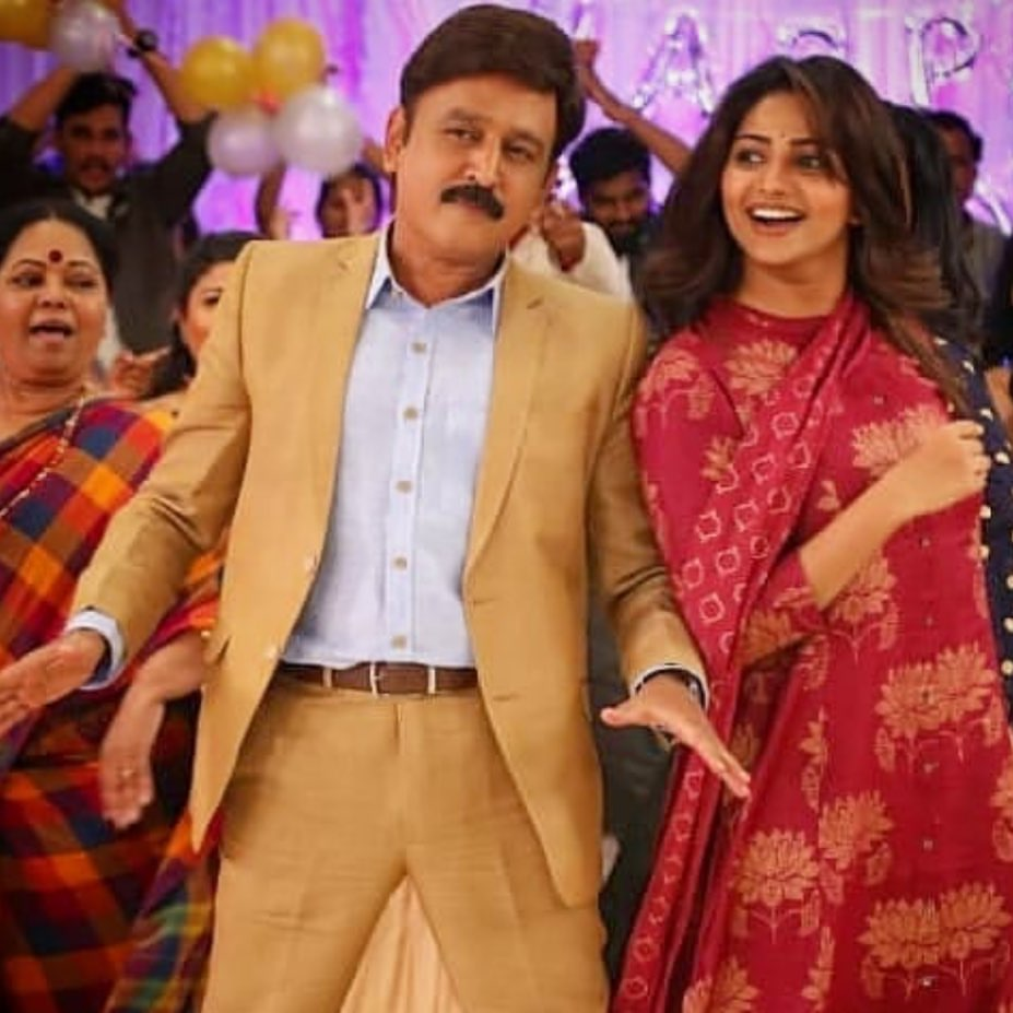 Happy returns of the day Ramesh sir! 🤗 @Ramesh_aravind #charismaticperson Lots of love,blessings and happiness to you!✨ https://t.co/QRFp1XXGZU