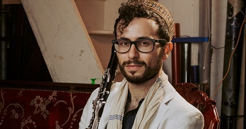 In the final '@makingtracks, In-Deep' live-stream, 2020 Fellow Daniel Gouly explores the history of Klezmer music.  Tune in to watch live on our @StablesMK Facebook page from 7pm tonight.. https://t.co/LMOTpBcSr6 https://t.co/ow6TH93kVi