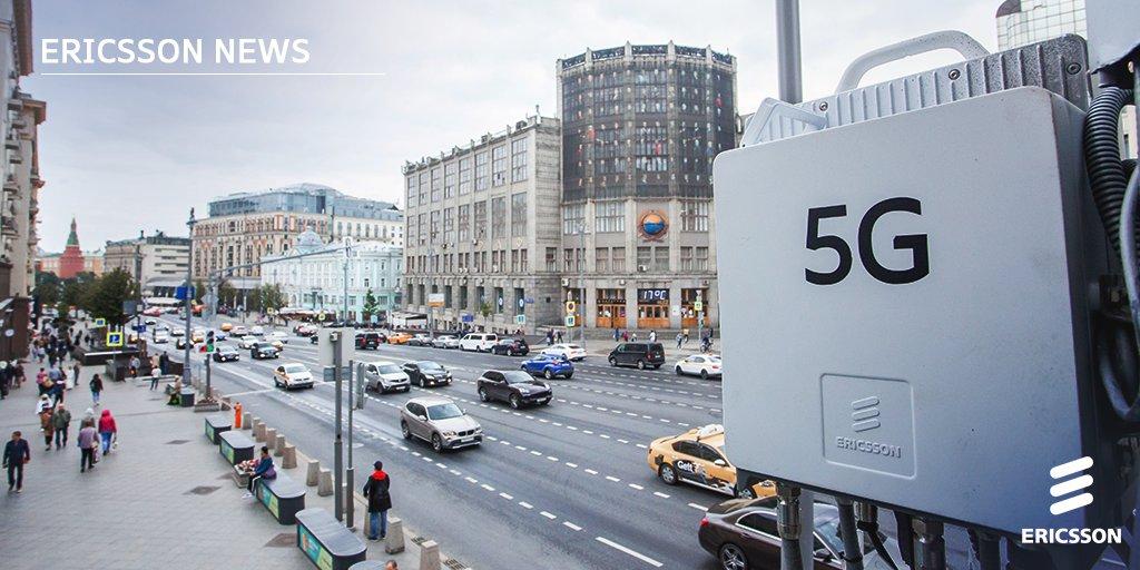 Компания Ericsson подписала соглашение с Российским Научно-Исследовательским Институтом Радио (ФГУП НИИР) об изучении эффективности использования и перспективного развития технологий 5G в России. https://t.co/LzAnSmwDFI https://t.co/8UWYBBpq99