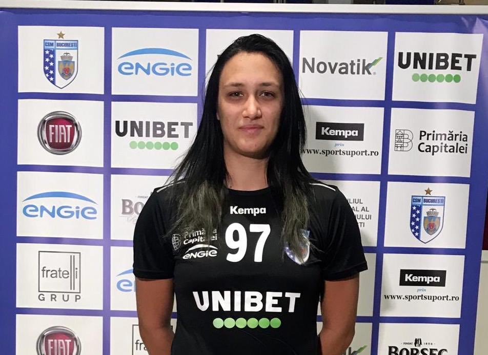 Welcome back, Bianca Bazaliu! More info: https://t.co/aDsRzvQkHS #CSMBucuresti https://t.co/JhHYwkraBF