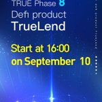 Image for the Tweet beginning: #TrueLend phase 8 is ongoing.