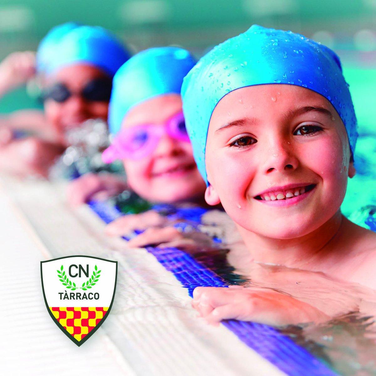 El proper 16 de setembre comencem amb els cursets natació! Tria 1 o 2 dies de dilluns a divendres o també dissabtes i diumenges als matins! Consulta a https://t.co/J21vFmNZG1 i demana'ns més informació a info@cntarraco.cat #natacio #cntarraco #aprenanedar #50anysensenyantanedar https://t.co/X4n0vDxQDn