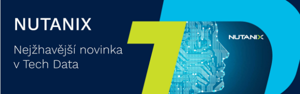 #NUTANIX – nejžhavější novinka v našem portfoliu! Tech Data se stává výhradním distributorem technologie Nutanix pro ČR! Novinka na českém trhu pro datová centra. Opakovaný Leader magic quadrantu pro oblast Hyperkonvergované technologie. Více informací: https://t.co/qBzGkdz1uF https://t.co/3ahz7nnfp7