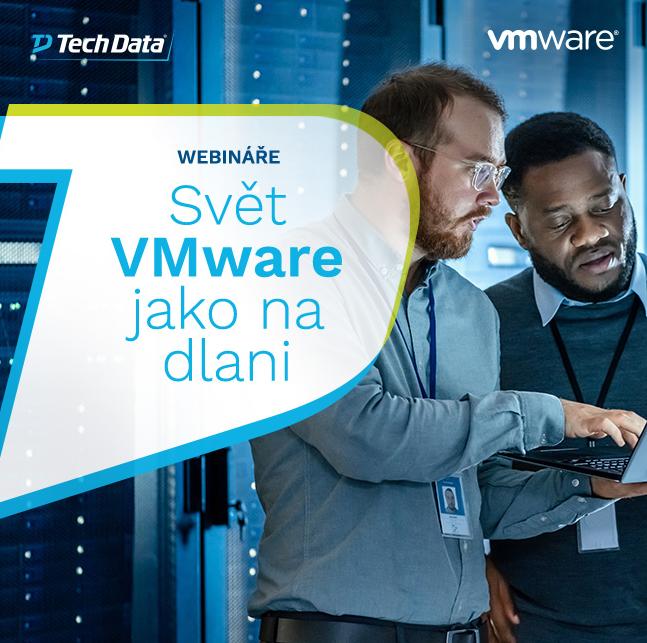 """Přijměte pozvánku na Tech Data podzimní sérii webinářů #VMware, které se budou konat pravidelně každý čtvrtek. Již 24. 9. 2020 proběhne první z nich na téma """"#vSAN Technical Deep Dive"""". Více informací a registrace na jednotlivé webináře naleznete zde: https://t.co/VfbNpva2Gl https://t.co/KqLjWjmeR4"""