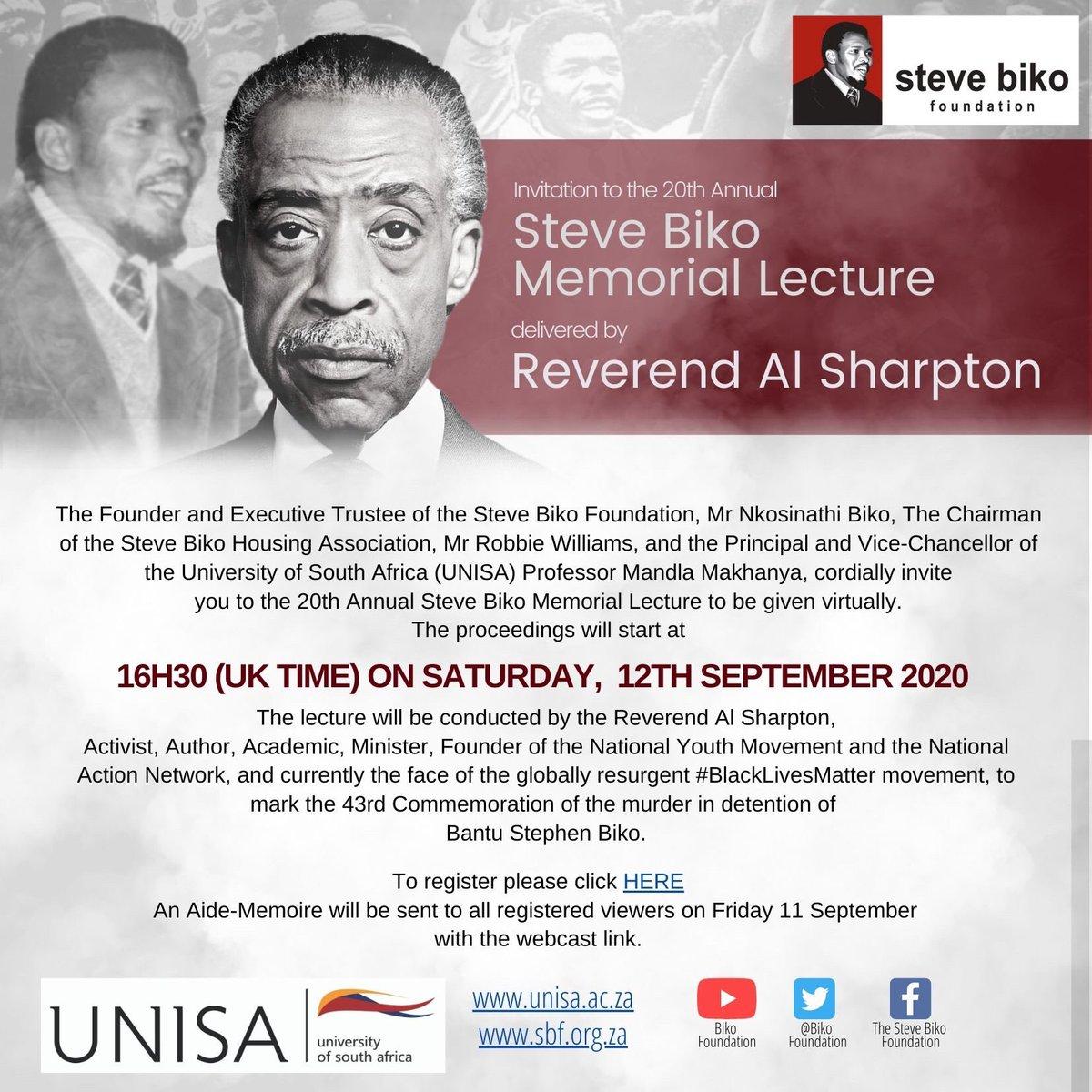 Steve Biko HA