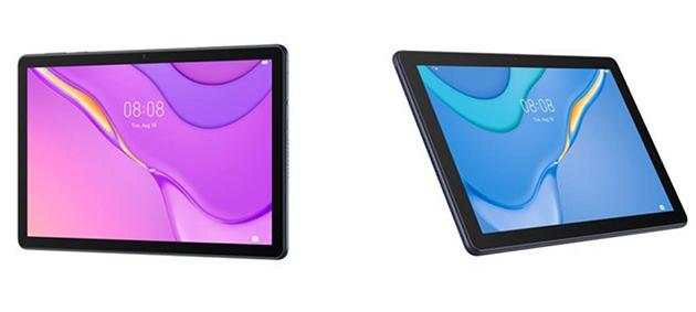 Huawei MatePad T10 and MatePad T10s