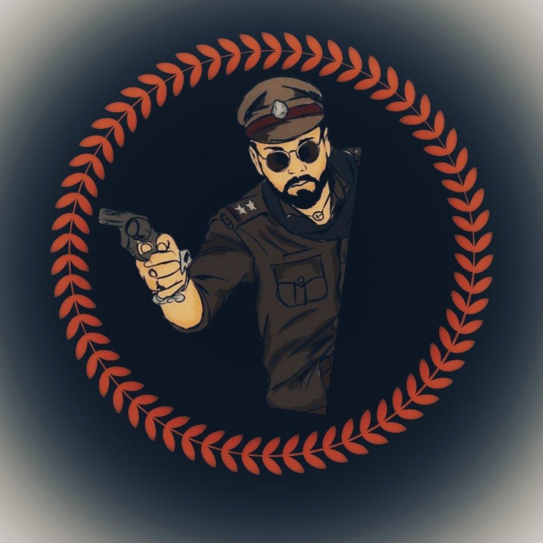This Logo  dedicated to my most favourite director/story teller/ actor @rakshitshetty ❤️❤️ Boss 😎 Hope You See This One 🤗 @ParamvahStudios   #RakshitShetty   #RakshitShettyDevotees https://t.co/im9VlAbEdA