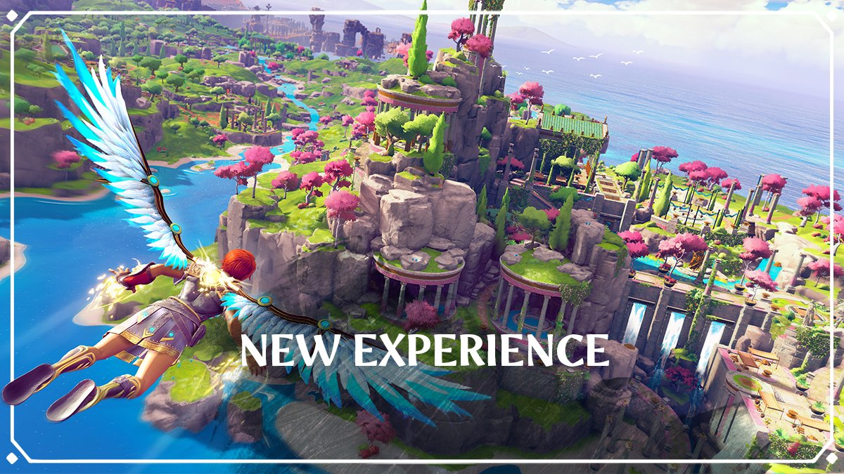 """""""The extra production time has allowed us to expand our vision and explore new opportunities beyond our initial plan. We felt @FenyxRising better reflected this new experience!"""" 🌍 - Scott Phillips, Game Director at Ubisoft Québec https://t.co/Xui72yKKw7"""
