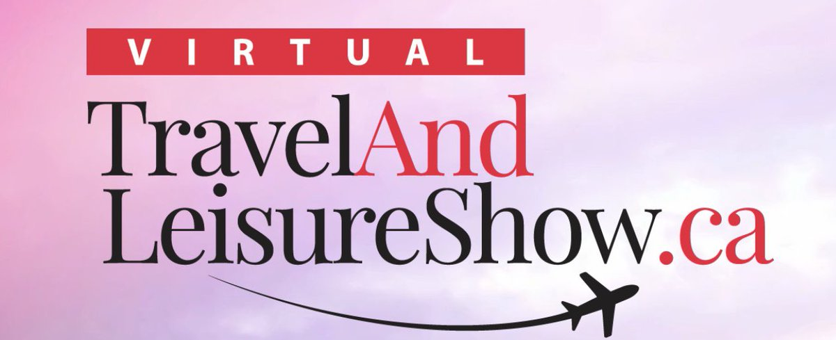 The time to dream & plan is now! We are so excited for @TravelAndLeisureShowCAN. Sign up & join us for the Sep 12th consumer show to virtually consult with Tourist Boards, Suppliers & our Agents! Not to mention some amazing prizes. REGISTER here: https://t.co/GVZMuPXwU1 https://t.co/Z0hfov6MEh