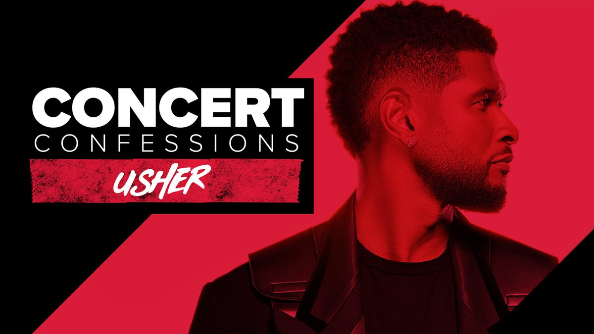 #ConcertConfessions Time! @Usher gives us all the tea 🍵 on his 2021 Vegas residency at @CaesarsPalace Colosseum, his first stage name, and much more. Tix for his Vegas dates are on sale now at https://t.co/7OzHildKZV. https://t.co/wEBnLTncHj