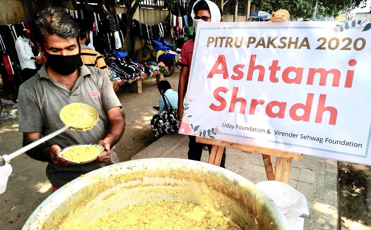 Pitru Paksha Ashtami Shradh Everything is impermanent, except the love of God. ~ Neem Karoli Baba #pitrupaksha