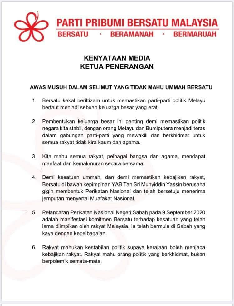 Senarai Kaum Di Sabah Dan Sarawak