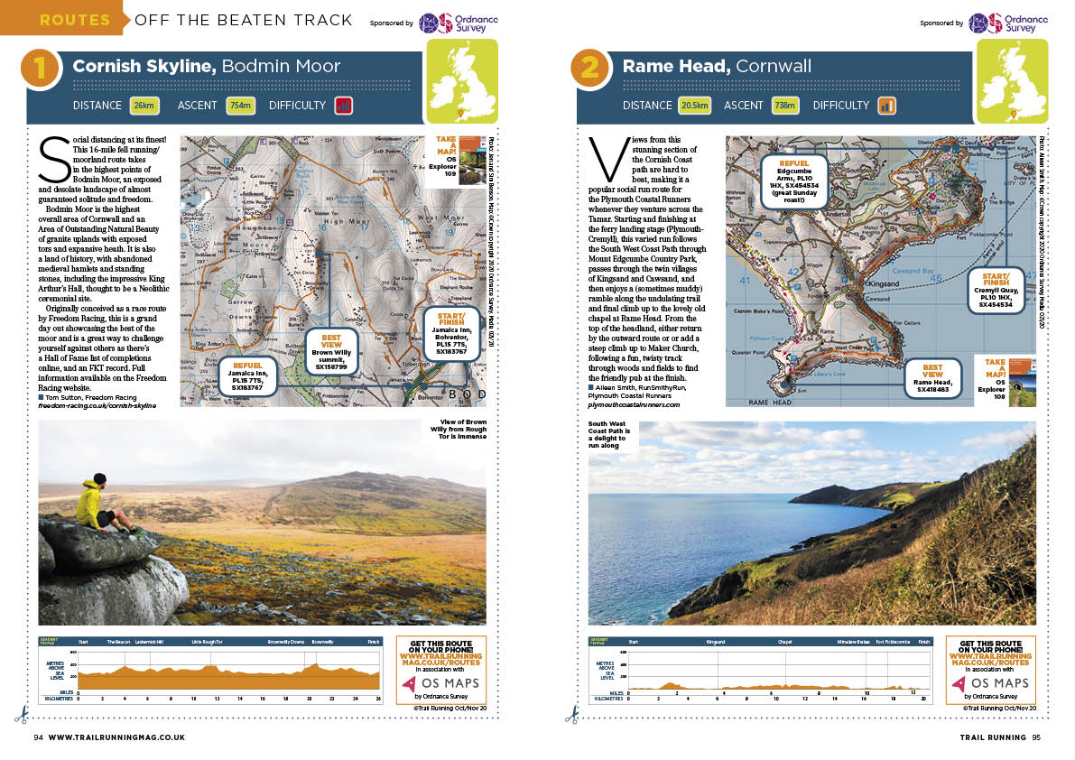 Don't forget the 10 trail running routes we print in each issue from @jenandsim are archived on our website. We also link to a map of each route via @OrdnanceSurvey  https://t.co/xJGJ302qNd https://t.co/YX7GmehYrk