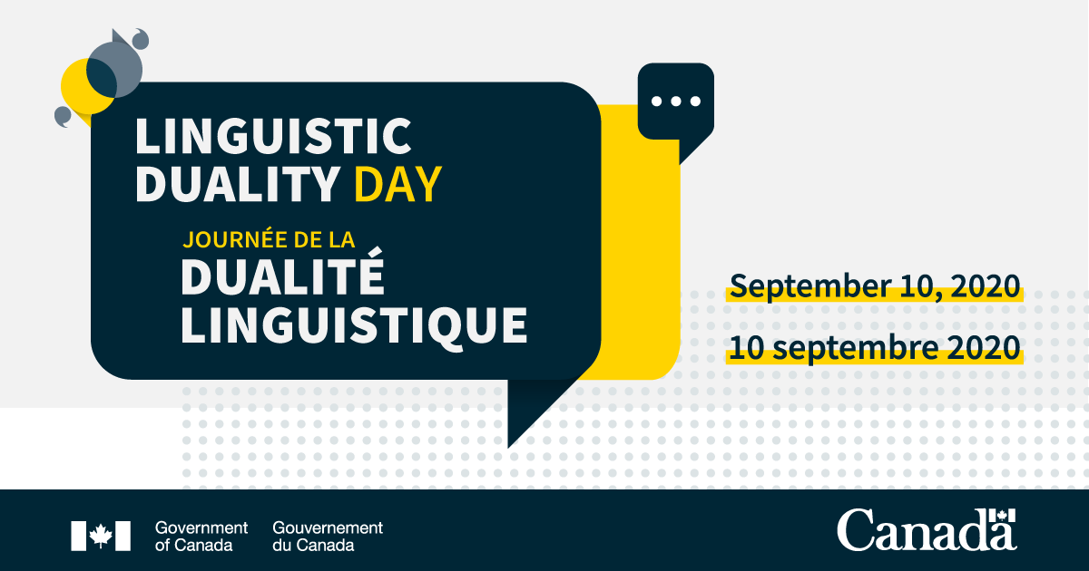 Linguistic Duality is a fundamental value of our Canadian identity and is part of the Canadian Army's rich diversity. Be proud of our bilingualism! Continue to promote this rich heritage and the operational advantage it provides us. Happy #LinguisticDualityDay! #JDL2020LDD https://t.co/vvwrhygZAe