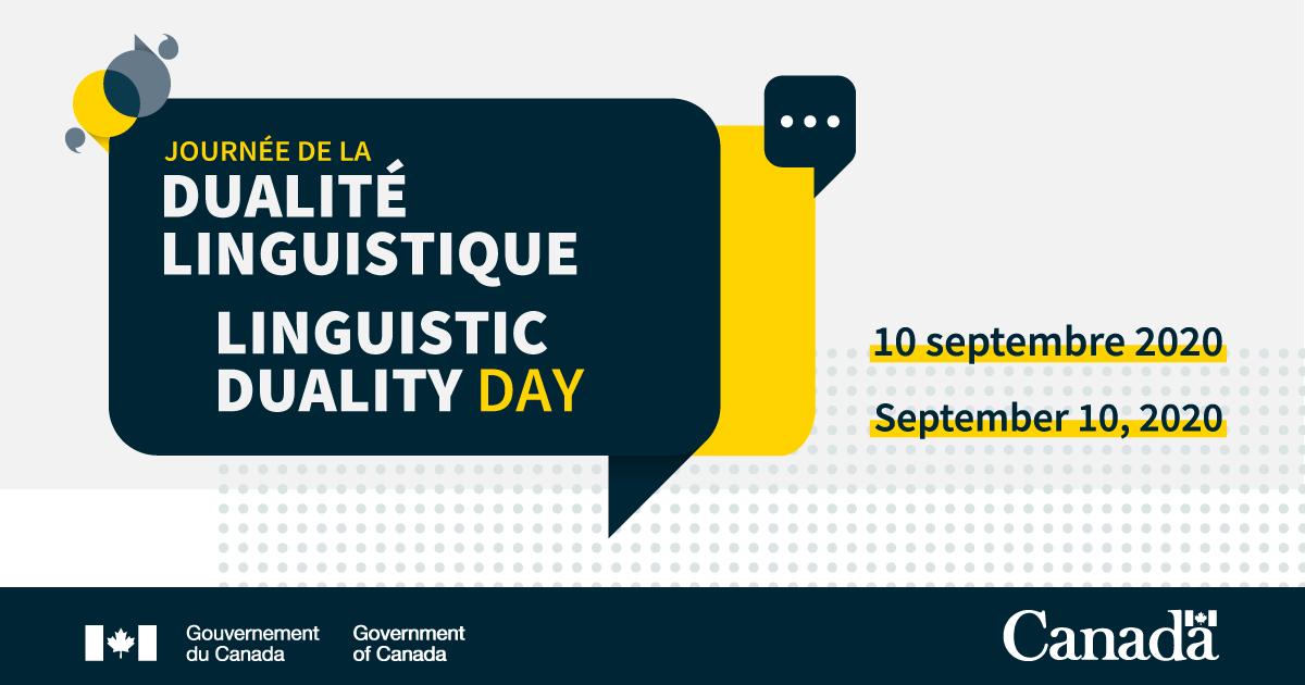 La dualité linguistique est une valeur fondamentale de notre identité canadienne et de la diversité de l'AC. Soyons fiers de notre bilinguisme et continuons de promouvoir ce riche héritage et l'avantage opérationnel qu'il nous confère. Bonne #JournéedelaDualitéLinguistique! https://t.co/kadxw27E80