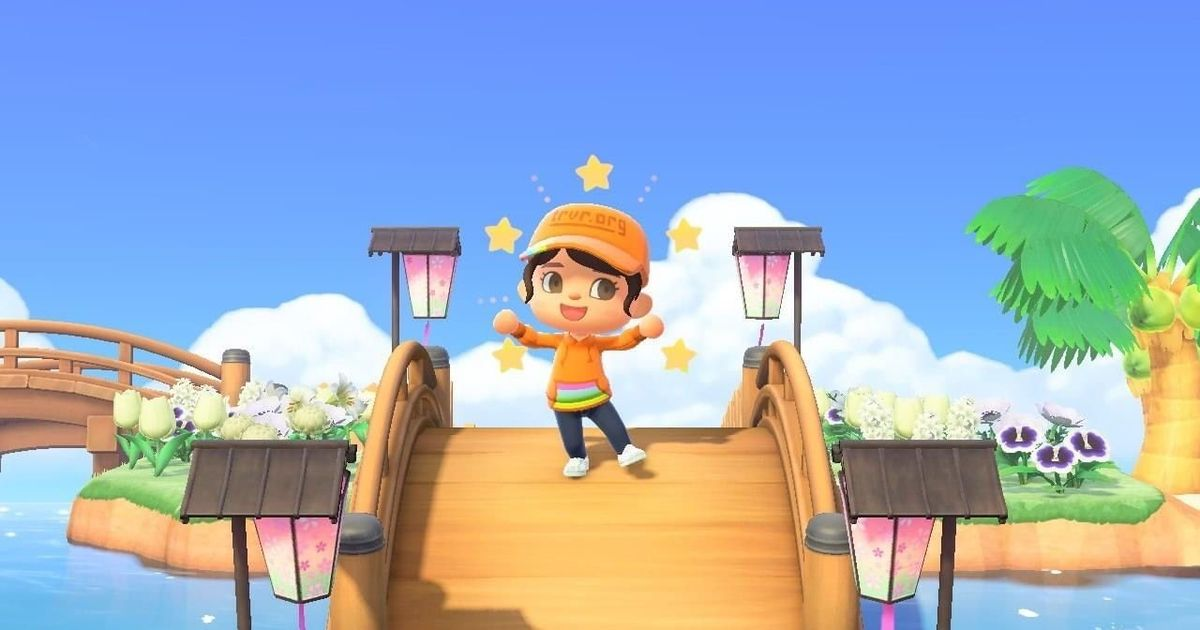 'Animal Crossing' and The Trevor Project launch clothing to support LGBTQ players https://t.co/AyJ5g7Gv3h #Lgbtq #Suicide #AnimalCrossing #TheTrevorProject #SocialGood https://t.co/wSxL6JZVDH