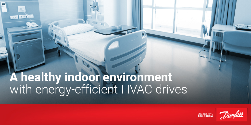 Check out how University Medical Centre Ljubljana uses intelligent #ACdrives in their #HVAC setup to reach optimal #IAQ and reduce energy consumption all at the same time: https://t.co/BmYO7jSIzs   #DrivesAsASensor #IntelligentDrives #greenrestart #energyefficiency https://t.co/OMiJQIrS3O