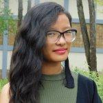 Image for the Tweet beginning: Nagaland: Ralu Keyho wins online