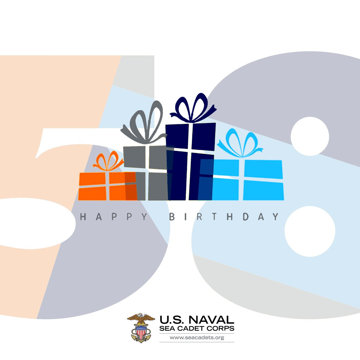 58 years ago, something special started...Happy Birthday U.S. Naval Sea Cadet Corps! We will be celebrating all day on Instagram. We will be hosting games, posting videos, sharing stories, and more. Make sure to check us out and give us a follow today! instagram.com/officialusnscc/