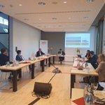 Image for the Tweet beginning: AGVU-Orientierungstag 2020: Spannende Diskussion um