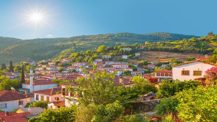 Beautiful villages in Turkey.❤️ https://t.co/6LboPmwu7Y
