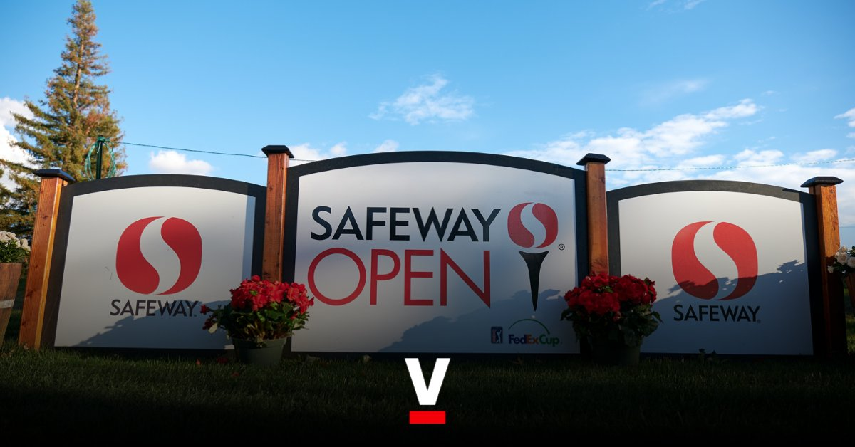 🇺🇸 SPORTFIVE opens the new PGA TOUR season at the Safeway Open.   The event is operated and managed by the agency's golf events team for the 5th consecutive year. https://t.co/sFHsqqj2Tm