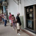 Image for the Tweet beginning: Cuba plans first official peso