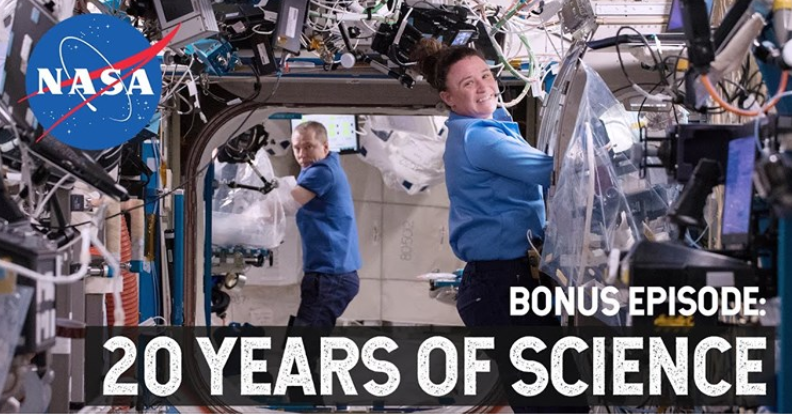 #DYK that there are thousands of scientists who have launched experiments to the @Space_Station?  Celebrate the upcoming #SpaceStation20th anniversary by taking a look back at those 20 years of science along with the researchers who helped make it happen: https://t.co/xMj2IYA2kX https://t.co/JYxTiU8hBN